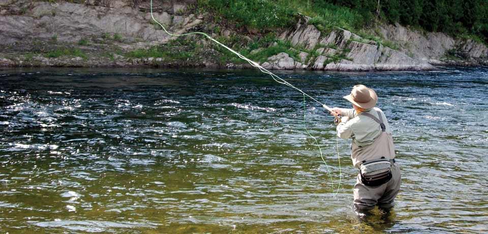 Home restigouche river lodge an atlantic salmon fly for Atlantic salmon fishing