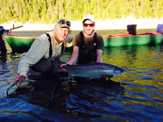 salmon 32lbs