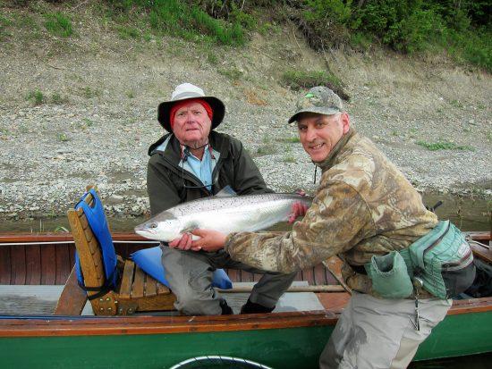 Bill Mellen salmon