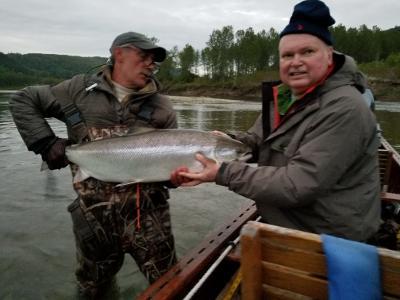 Joe's Salmon