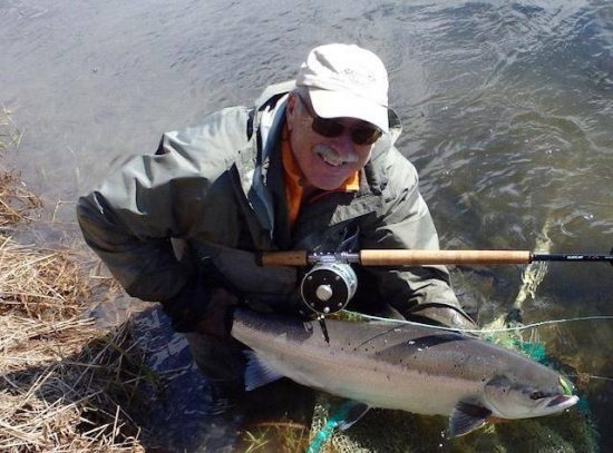Michael's Atlantic Salmon