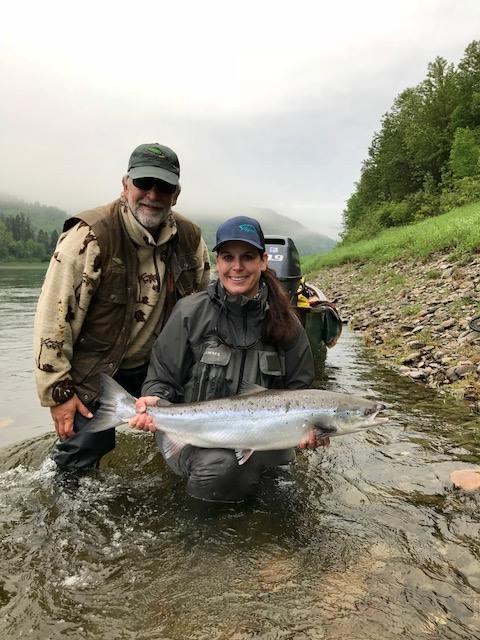 diane's salmon