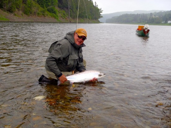 Kevin McDevitt's Atlantic Salmon 2012