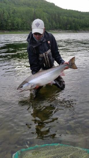 Salmon Home pool