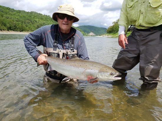 ernies salmon