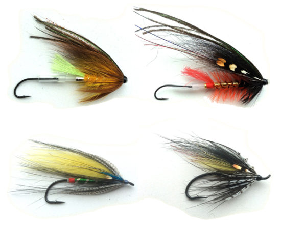 Spring tube & spey flies